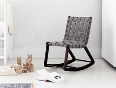 i'm really drawn to this style of chair.