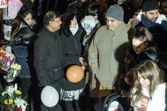 Parents of M62 police shooting victim Yassar Yaqub among mourners at vigil on same spot he was killed