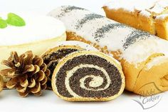 Makowiec - KLIKNIJ i poznaj przepis na #Makowiec #ciasto #deser #wigilia