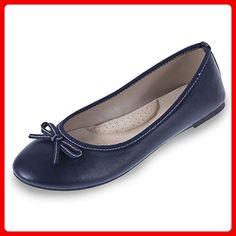 22117, Ballerines Femme, Bleu (Navy 805), 37 EUTamaris