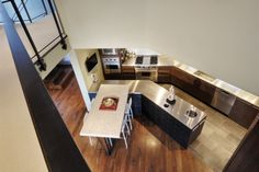 Apartment Design, Colors For Living Room Dining Room With Kitchen Cabinet Tools: West Hollywood Residence by (fer) Studio view Colors for Li...