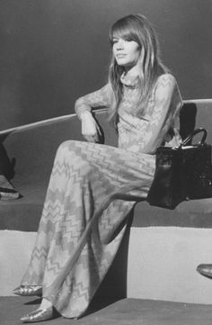 francoise hardy style icon - Google Search