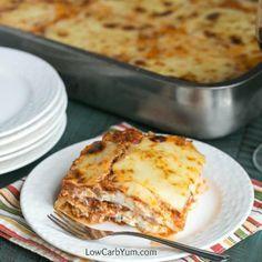 Cabbage lasagna recipe low carb gluten free