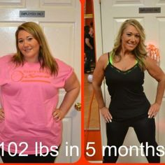 How One Woman Lost 102 Pounds in 5 Months — And Kept It Off