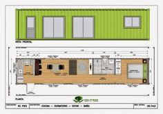 Mi Casa en un Container o Contenedor Maritimo: octubre 2014