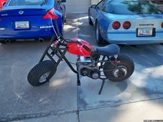Baja warrior wanted - any condition - OldMiniBikes.com Forum
