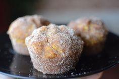 Recipe Shoebox: Pumpkin Doughnut Muffins