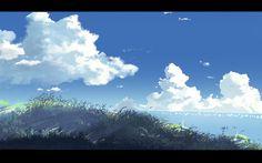 /5 Centimeters Per Second/#583444 - Zerochan | Makoto Shinkai