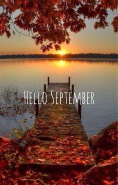 Bienvenue en septembre !