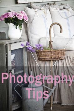 Pro Photography Tips on Lighting I've been a professional photographer for over 10 years. Learn what I know... www.cedarhillfarmhouse