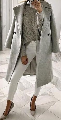 grey and white -- why didnt i ever do this combination before?