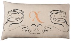 Alberon with monogram by Approximate Notions