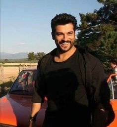 I like this smile😍 Turkish Men, Turkish Actors, Stylish Men, Men Casual, Burak Ozcivit, Cute Stars, Second Best, Best Model, Classic Outfits