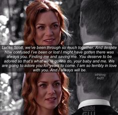 One tree hill; Peyton's vows