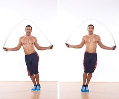 Jump Rope Workout Ideas