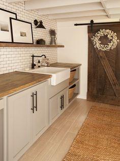 Taupe Kitchen Design Ideas 42