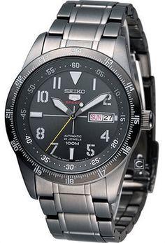 bb0d7360b46 Montre Seiko SRP521K1 Homme - Automatique - Analogique - Cadran et Bracelet  en Acier inoxydable Argent