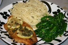 Light and Delicious Fish and Pasta Dish | Dallas Food Nerd