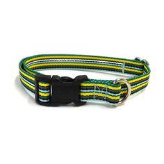 Waggo Stripe Line Up Dog Collar waggo.com