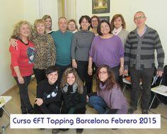 #Cursos #EFT #Tapping #Foto ¡No hay duda que nos lo pasamos genial!