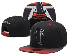 new style 91401 b1340 Cheap Atlanta Falcons NFL Mitchell And Ness Snapback Hats Leather  Brim Factory Direct Sale and