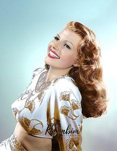 Rita Hayworth - Gilda, 1946   Olga   Flickr