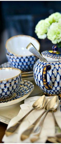 The Imperial Porcelain Factory was established 1744 in the Town of Lomonosov in St. Petersburg.  The factory produced porcelain exclusively for the ruling Romanov family and the Russian Imperial Court.