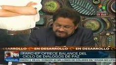 Diálogos caminan hacia la paz: FARC