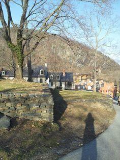 West Virginia, civil war town, John Brown fort, Harpersferry, West Virginia