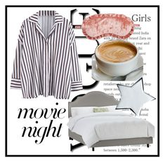 """Chilling in bed is the best!"" by anna0499 ❤ liked on Polyvore featuring Chelsea28 and Bling Jewelry"