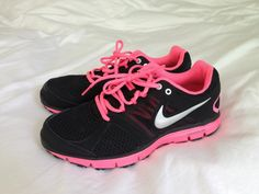? hot pink nikes ?     Want these #nike #shoes! Maybe they will motivate me to work out more! :)