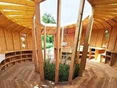 Tourner Autour du Ried by St. André-Lang Architectes - News - Frameweb