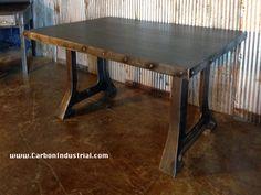 Custom Tables, Industrial Design, Industrial By Design