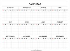 Blank Year Calendar 2019 Get free blank printable 2018 2019 2020 2021 Calendar template