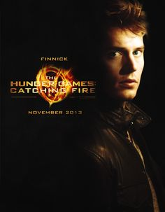 Finnick Odair; Catching Fire ok I said I didn't want this guy as him but its cool :D