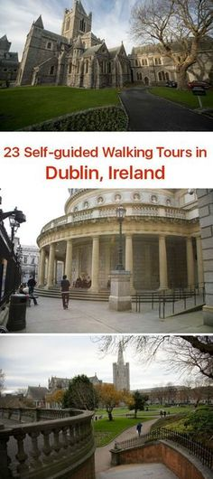 The birthplace of many grand names of the English language literature (Swift, Wilde, Joyce), the city of Dublin is a gateway to the Emerald Island of Ireland where the greens are greener and the strong words are softly spoken.