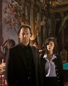 Tom Hanks and Audrey Tautou in The Da Vinci Code 2006 Movie Photo, Picture Photo, Movie Tv, Code Movie, Tom Hanks Movies, Inferno Dan Brown, Toms, Ron Howard, Film Pictures
