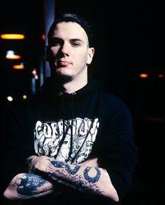 Phil Anselmo of Pantera and Down