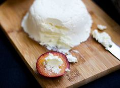 Learn how to make cream cheese at home with just two ingredients. This simple recipe gives you smooth, creamy, tart and slightly salty cheese which is great for cheesecake, frostings, cakes or just as a spread.