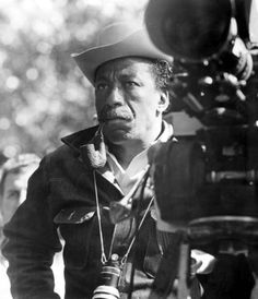 """I saw that the camera could be a weapon against poverty, against racism, against all sorts of social wrongs. I knew at that point I had to have a camera."" — Gordon Parks"