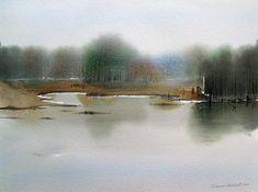 Afbeeldingsresultaat voor lena amstrand akvarell