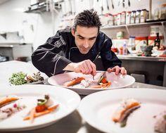La Cuisine de nos chefs! / photo : Mathieu Dupuis