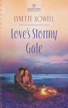 Lynette Sowell - Love's Stormy Gale