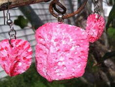 """Free shipping .......3 piece set in pink on pink with a splash of white,gator bone """"scute"""" on Etsy, $45.00"""