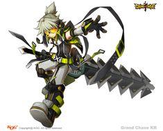fotos do zero grand chase Chibi, Hero Fighter, Character Design, Game Art, Elsword, Roleplay, Artwork, Anime, Sword Dance