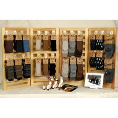 RP248 Table Top Display with Sock Package