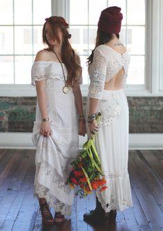 Weiße Maxikleider und wie wir sie tragen - New Ideas - New Ideas - New Ideas White Maxi Dresses, Casual Dresses, We Wear, How To Wear, Wedding In The Woods, Hippie Outfits, Bridesmaid Dresses, Wedding Dresses, White Outfits