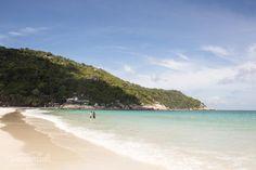 Sunrise beach, Koh Phangan