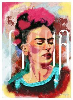 ¿Qué haría yo sin lo absurdo y lo fugaz?  ... Artista Plástica Mexicana Frida Kahlo