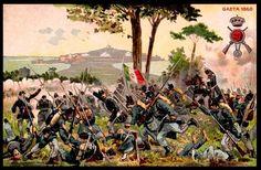 Asedio de Gaeta. Más en www.elgrancapitan.org/foro